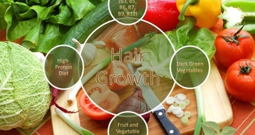 Healthy hair growth
