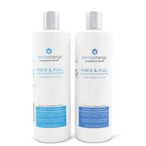 Organic Hair Growth Shampoo and Conditioner Set