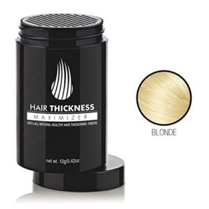 Hair Thickness Maximizer