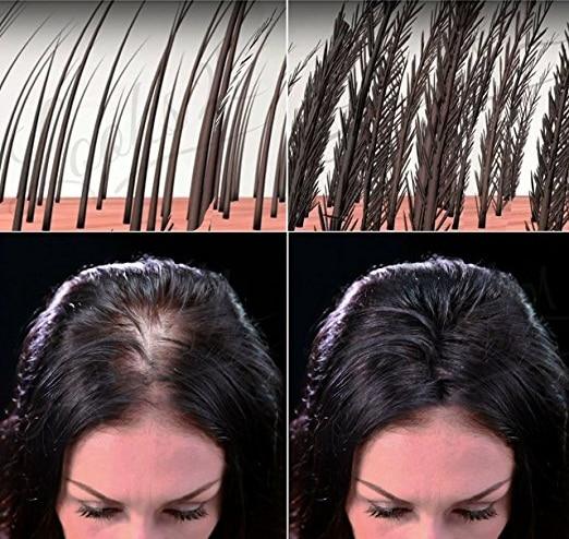 Hair Fibers - Top Secret Hair Concealer for both Men and Women