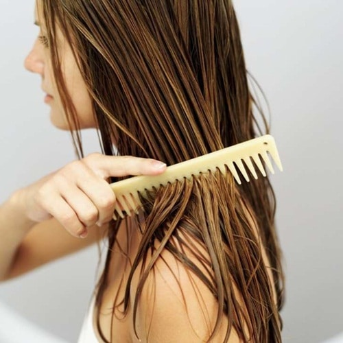 WASHING AND CONDITIONING YOUR HAIR