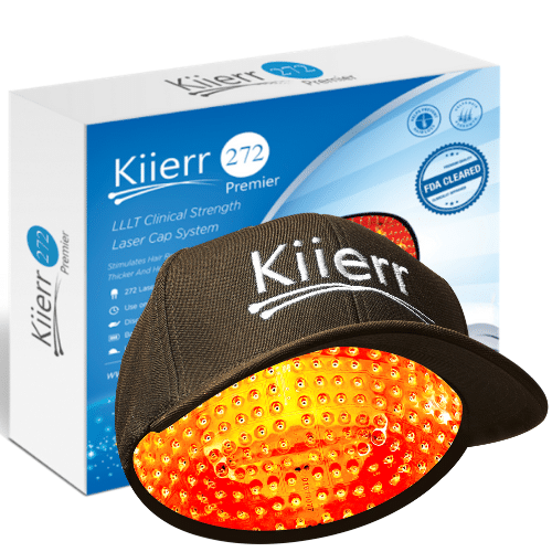 Kiierr - #1 rated laser cap for hair growth