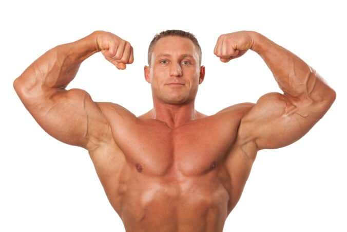 hair loss among bodybuilders