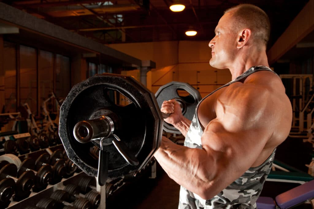 reasons behind hair loss in bodybuilders