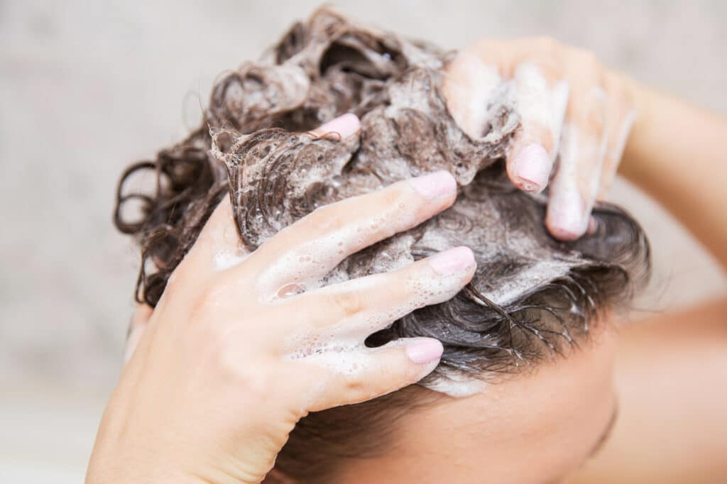 over shampooing can cause hair loss