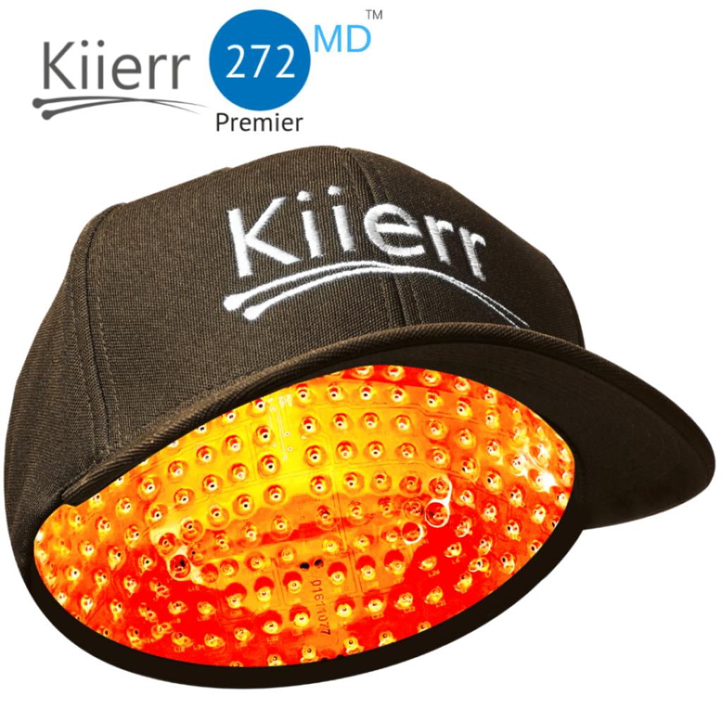 kiierr272premier MD laser cap