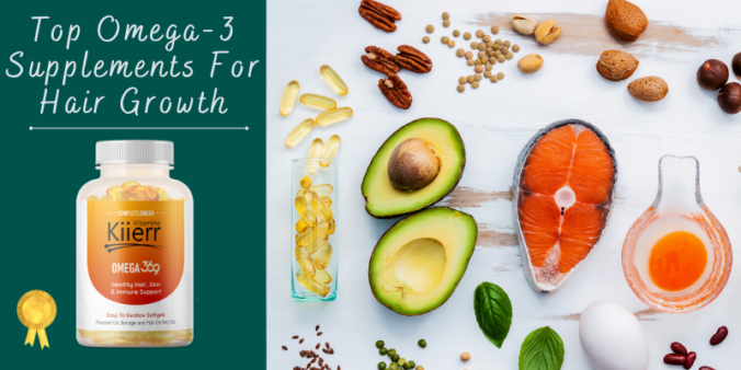 What is the Best Omega 3 Supplement for hair growth?